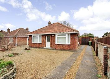 Thumbnail 2 bed detached bungalow for sale in Samson Road, Hellesdon, Norwich