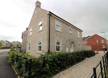 Thumbnail 4 bedroom detached house for sale in Cowleaze, Ridgeway Farm, Swindon