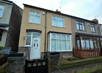 Thumbnail 3 bed semi-detached house for sale in Myers Rd East, Crosby, Liverpool
