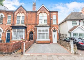 Thumbnail 3 bed terraced house for sale in Antrobus Road, Birmingham, West Midlands