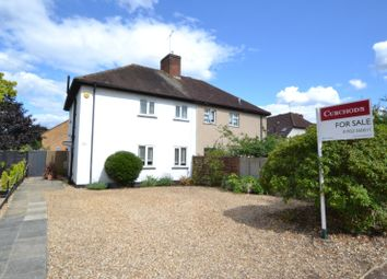 Thumbnail 2 bed semi-detached house for sale in Oyster Lane, Byfleet, Byfleet