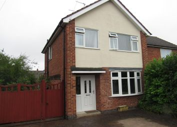 Thumbnail 3 bed link-detached house to rent in Lichfield Drive, Blaby, Leicester