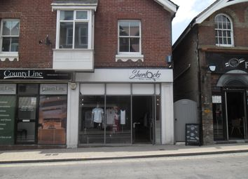 Thumbnail Retail premises to let in High Street, Crowborough