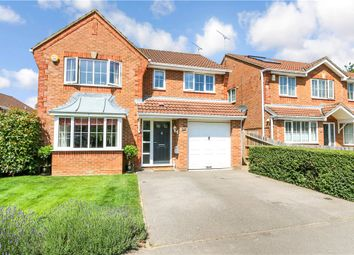 Thumbnail 4 bed property for sale in Cranmer Drive, Nursling, Southampton, Hampshire
