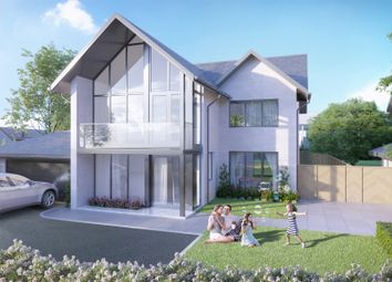 Thumbnail 4 bedroom detached house for sale in Harvest Close, Spellbrook, Bishop's Stortford