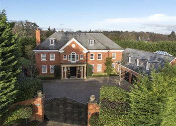 Queens Drive, Oxshott, Surrey KT22. 6 bed detached house for sale