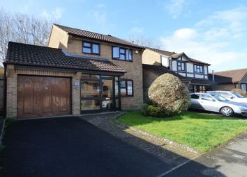 Thumbnail 3 bed detached house for sale in Savernake Road, Worle, Weston-Super-Mare