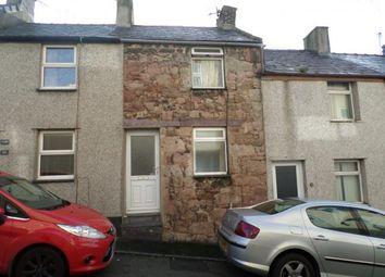 Thumbnail 1 bed terraced house to rent in 35, Snowdon Street, Caernarfon