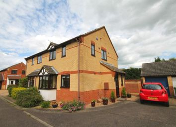 Thumbnail 3 bedroom semi-detached house for sale in Mander Way, Cambridge