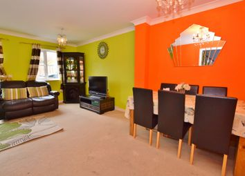 Thumbnail 3 bed terraced house for sale in Guernsey Way, Kennington