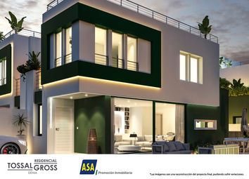 Thumbnail 2 bed detached house for sale in Calle Assagador De Cabanes, Dénia, Alicante, Valencia, Spain