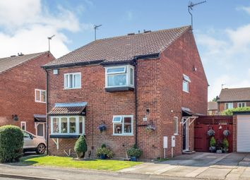 Thumbnail 2 bed semi-detached house for sale in Marlborough Drive, Sydenham, Leamington Spa