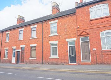 Thumbnail 2 bed terraced house for sale in Lichfield Street, Stone