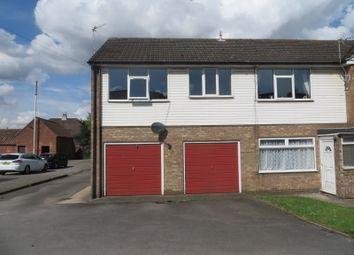Thumbnail 1 bed flat to rent in Church Lane, Broughton