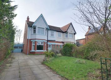 Thumbnail 3 bed semi-detached house for sale in Clinning Road, Southport