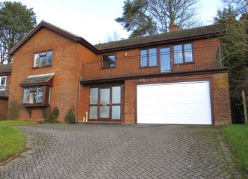 Thumbnail 4 bed detached house for sale in Camp Hill, Malvern