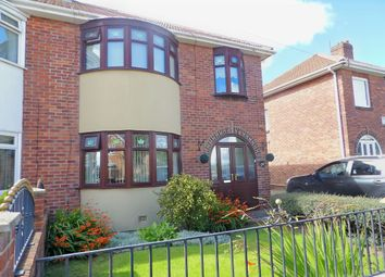 Thumbnail 3 bedroom semi-detached house for sale in Highfield Road, South Shields
