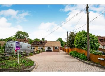 Thumbnail 2 bed bungalow for sale in Whitepost Lane, Gravesend, Meopham