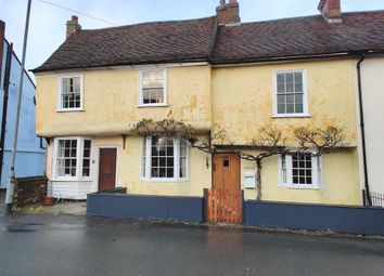 3 bed terraced house for sale in Maldon Road, Great Baddow, Chelmsford CM2