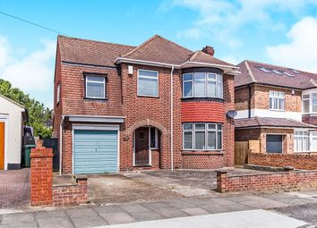 Thumbnail 4 bedroom detached house for sale in Wellington Road, Bexley
