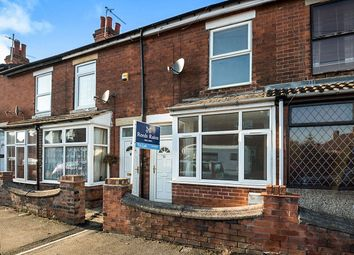 Thumbnail 2 bed terraced house to rent in Chesterfield Avenue, New Whittington, Chesterfield