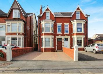 Thumbnail 1 bed flat for sale in Derbe Road, Lytham St. Annes, Lancashire