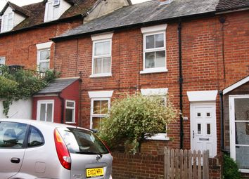 Thumbnail 2 bed terraced house to rent in Flaxfield Road, Basingstoke