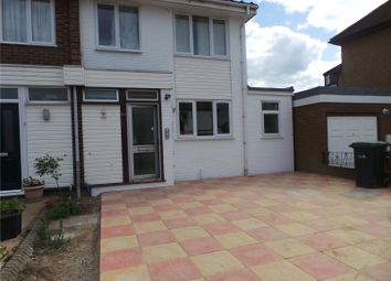 Thumbnail 3 bed end terrace house for sale in Norfolk Avenue, Palmers Green