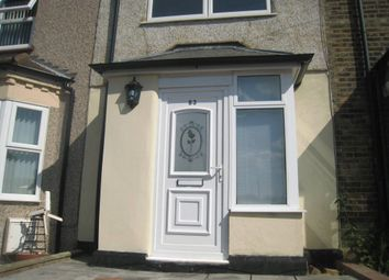 Thumbnail 2 bed terraced house to rent in Milton Street, Swanscombe, Kent