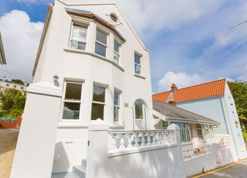 Thumbnail 3 bed town house for sale in Les Vauxlaurens, St. Peter Port, Guernsey
