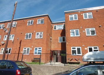 Thumbnail 2 bed flat to rent in Albion Road, Pontypool