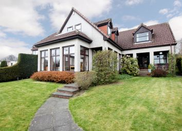 Thumbnail 4 bed detached house for sale in 25 Old Perth Road, Milnathort, Kinross