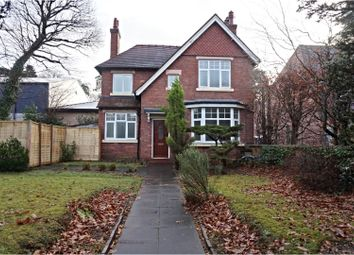 Thumbnail 3 bed detached house to rent in Chester Road South, Kidderminster