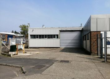Thumbnail Warehouse to let in Unit 1, Leigh Road, Chichester, West Sussex