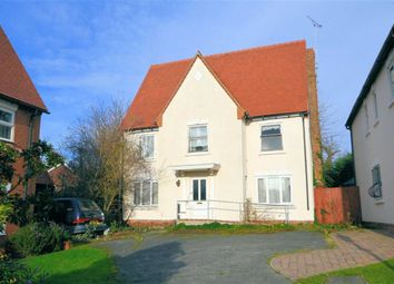 Thumbnail 4 bed detached house for sale in Churchfield, Church Hill, Epping