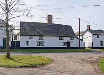Thumbnail 4 bed detached house for sale in Duke Street, Haughley, Stowmarket