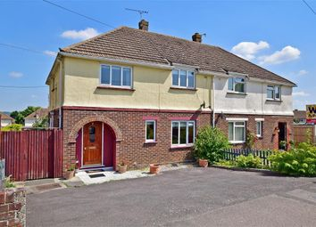 Thumbnail 4 bed semi-detached house for sale in Cumberland Avenue, Maidstone, Kent