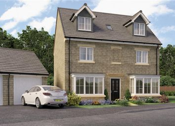 "Thumbnail 5 bed detached house for sale in ""London"" at Apperley Road, Apperley Bridge, Bradford"