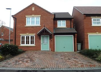 Thumbnail 3 bed property to rent in Hamilton Way, Coningsby, Lincoln