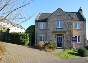 Thumbnail 4 bed detached house for sale in Hodder Close, Matlock