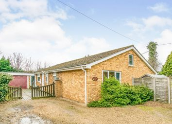 4 bed detached bungalow for sale in Thorn Road, Catfield, Great Yarmouth NR29