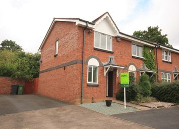 Thumbnail 2 bed semi-detached house to rent in Mallard Close, Redditch