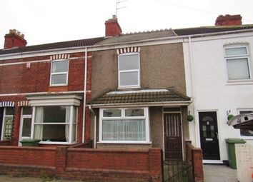 Thumbnail 3 bed terraced house to rent in Columbia Road, Grimsby