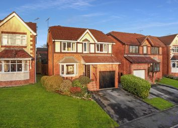 4 bed detached house for sale in Field Lane, Wistaston, Crewe CW2