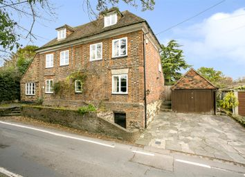 Thumbnail 4 bed detached house for sale in Taylors Lane, Trottiscliffe, West Malling