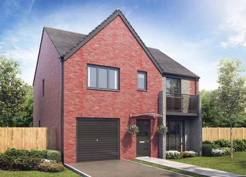"Thumbnail 4 bedroom detached house for sale in ""The Winster"" at Aykley Heads, Durham"