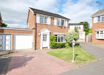 Thumbnail 3 bed detached house for sale in Barry Close, Orpington
