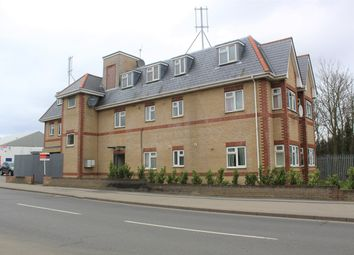 Thumbnail 2 bed flat to rent in Oakeigh Road North, Whetstone