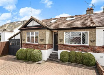 Thumbnail 4 bedroom bungalow for sale in Pinner, Middlesex