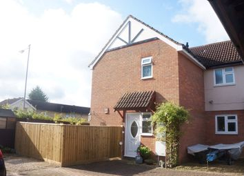 Thumbnail 2 bed terraced house for sale in Camden Close, Grange Park, Swindon